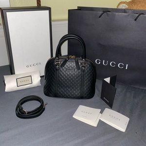 Gucci MicroGuccissima bag